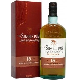 "Виски ""Singleton"" of Dufftown 15 Years Old, gift box, 0.7 л"