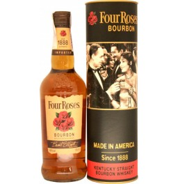 "Виски ""Four Roses"", in tube, 0.7 л"