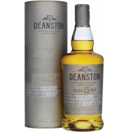 "Виски ""Deanston"" 15 Years Old Organic, in tube, 0.7 л"