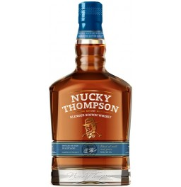 "Виски ""Nucky Thompson"" Blended Scotch Whisky, 0.7 л"