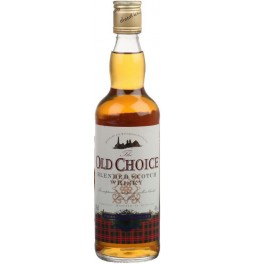 "Виски ""The Old Choice"" Blended, 0.7 л"