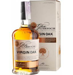 "Виски ""Glen Garioch"" Virgin Oak, gift box, 0.7 л"