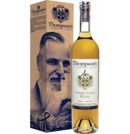 "Виски ""Thompson's"" Blended Scotch Whisky, gift box, 0.7 л"