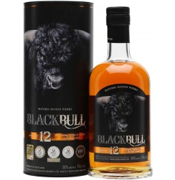"Виски ""Black Bull"" 12 Years Old, Blended Scotch Whisky, in tube, 0.7 л"