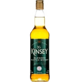 "Виски ""Kinsey"" Blended Scotch Whisky, 0.7 л"