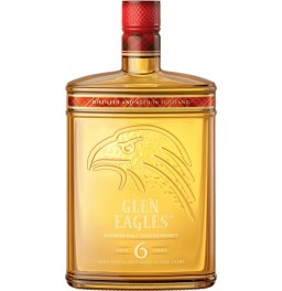 "Виски ""Glen Eagles"" Blended Malt Scotch Whisky, flask, 250 мл"