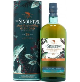 "Виски ""The Singleton"" of Glen Ord, 18 Year Old, in tube, 0.7 л"