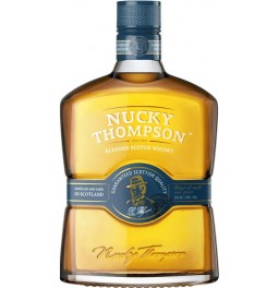 "Виски ""Nucky Thompson"" Blended Scotch Whisky, flask, 0.5 л"