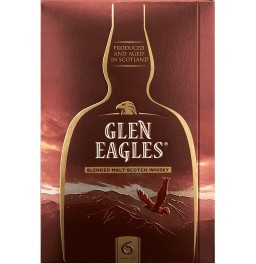 "Виски ""Glen Eagles"" Blended Malt Scotch Whisky, gift box, 0.7 л"