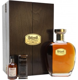 "Виски ""Private Cellar Edition"" Littlemill 25 Year Old, wooden box & mini, 0.7 л"