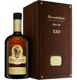 "Виски ""Bunnahabhain"" aged 25 years, in box, 0.7 л"