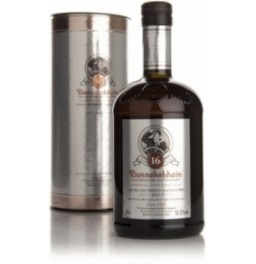 Виски Bunnahabhain aged 16 years, Limited Edition, in tube, 0.7 л