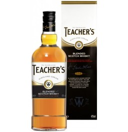 Виски Teacher's Highland Cream, gift box, 0.7 л