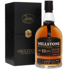 "Виски ""Millstone"" French Oak, 10 Year, gift box, 0.7 л"