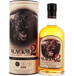 "Виски ""Black Bull"" Special Reserve No.2, in tube, 0.7 л"