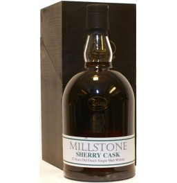 "Виски ""Millstone"" Sherry Cask, 12 Years Old, gift box, 0.7 л"