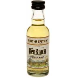 "Виски Benriach, ""Heart of Speyside"", 50 мл"