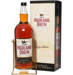 "Виски ""Highland Queen"", 3 Years Old, with cradle in gift box, 4.5 л"