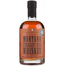 Виски RoughStock, Montana Straight Rye Whiskey, 0.7 л