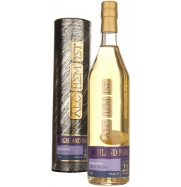 Виски Alchemist, Highland Park 21 Years Old, 1988, in tube, 0.7 л
