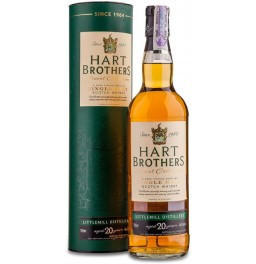 Виски Hart Brothers, Littlemill 20 Years Old, 1990, in tube, 0.7 л