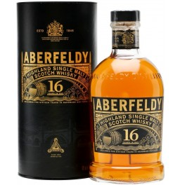 Виски Aberfeldy 16 Years Old, in tube, 0.7 л