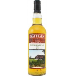 "Виски Maltbarn, ""Bunnahabhain"" 26 Years Old, 1987, 0.7 л"