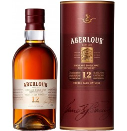 "Виски ""Aberlour"" 12 Years Old Double Cask, in tube, 0.7 л"