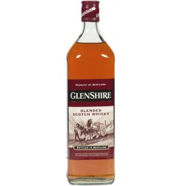 "Виски ""GlenShire"" Blended Scotch Whisky, 0.7 л"