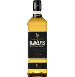 "Виски ""Barclays"" Blended Scotch Whisky, 0.7 л"
