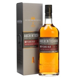 "Виски ""Auchentoshan"" 12 Years Old, gift box, 0.7 л"