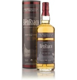 Виски Benriach Heredotus Fumosus Pedro Ximenez Wood Finish 12 years old, In Tube, 0.7 л