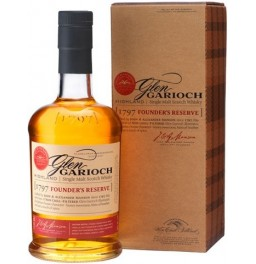 "Виски ""Glen Garioch"" 1797 Founders Reserve, gift box, 0.7 л"
