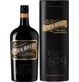 "Виски ""Black Bottle"", with gift box, 0.7 л"