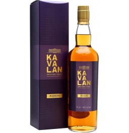 "Виски Kavalan, ""Podium"", gift box, 0.7 л"