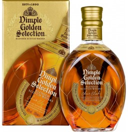 "Виски ""Dimple"" Golden Selection, gift box, 0.7 л"