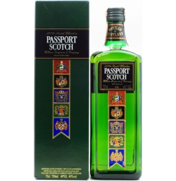 "Виски ""Passport"" Scotch, gift box, 0.75 л"