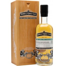 "Виски Douglas Laing, ""Directors' Cut"" Highland Park 21 Years Old (54,8%), 1991, wooden box, 0.7 л"