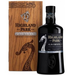 Виски Highland Park, Ragnvald, wooden box, 0.7 л