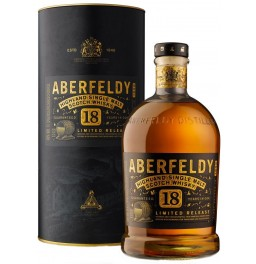 Виски Aberfeldy 18 Years Old, in tube, 1 л