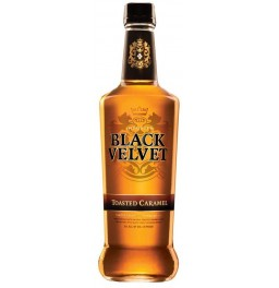 Виски Black Velvet, Toasted Caramel, 1 л