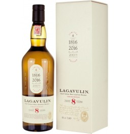 "Виски ""Lagavulin"" 8 Years Old, gift box, 0.7 л"