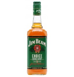 Виски Jim Beam Choice, Green Label, 5 Years Old, 0.7 л