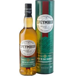 "Виски ""Speymhor"" Single Malt, in tube, 0.7 л"