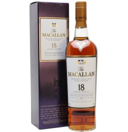 "Виски ""Macallan"" 1991, 18 Years Old, gift box, 0.7 л"