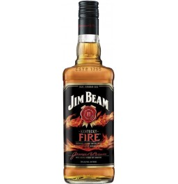 "Виски ""Jim Beam"" Fire, 1 л"
