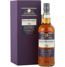 Виски Glen Deveron 30 Years Old, gift box, 0.7 л