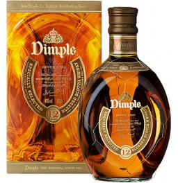 "Виски ""Dimple"" 12 Years Old, gift box, 0.7 л"