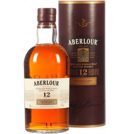 "Виски ""Aberlour"" Sherry Cask 12 Years Old, in tube, 1 л"