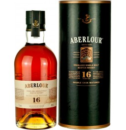 "Виски ""Aberlour"" 16 Years Old Double Cask, in tube, 0.7 л"